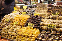 Sweet Istanbul!. The sweetest part of Istanbul Royalty Free Stock Photography