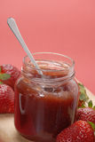 Sweet jam. Stock Images