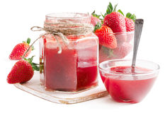 Sweet jam Royalty Free Stock Images