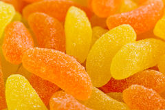 Sweet jelly candies Royalty Free Stock Photography