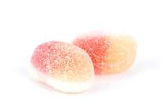 Sweet jelly candy Stock Image