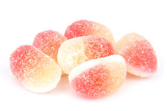 Sweet jelly candy Royalty Free Stock Photos