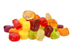 Sweet jelly candy Royalty Free Stock Image