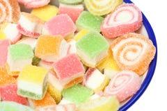 Sweet jelly Stock Photos