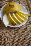 Sweet juicy melon Royalty Free Stock Image