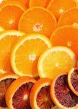 Sweet juicy oranges Royalty Free Stock Photo