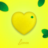 Sweet lemon Stock Photos