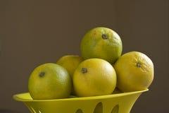Sweet Lemons Stock Images