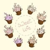 Sweet life Royalty Free Stock Photos