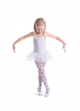 Sweet little ballerina Royalty Free Stock Image