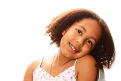 Sweet Little Girl Royalty Free Stock Photography