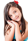 Sweet little girl Stock Photography