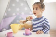 Free Sweet Little Girl Royalty Free Stock Image - 54710886