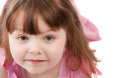 Sweet little girl Stock Image