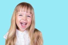 Sweet little girl Stock Image