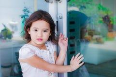 Sweet little girl, cute girl. Stock Photography