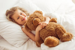 Sweet little girl Royalty Free Stock Image