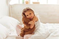Sweet little girl Royalty Free Stock Photo