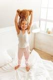 Sweet little girl Stock Images