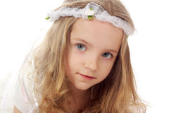 Sweet little princess Royalty Free Stock Photography