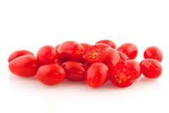 Sweet little tomatoes Stock Image