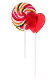 Sweet lollipop Stock Photos