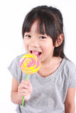 Sweet lollipop Royalty Free Stock Photos