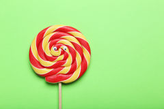 Sweet lollipop Stock Images