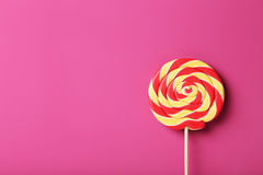 Sweet lollipop Royalty Free Stock Image