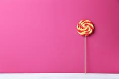 Sweet lollipop Stock Photos