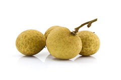 Sweet longan Stock Photography