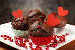Sweet love gifts Royalty Free Stock Images