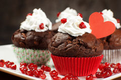 Sweet love message Stock Photography