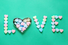 Sweet love Royalty Free Stock Photography
