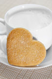 Sweet and lovely breakfast Royalty Free Stock Photography