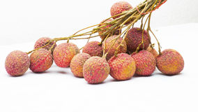 Sweet lychee Stock Image