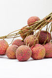 Sweet lychee Royalty Free Stock Photos