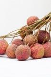 Sweet lychee Royalty Free Stock Photos