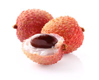 Sweet lychee Royalty Free Stock Images