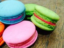 Sweet magaron Royalty Free Stock Images