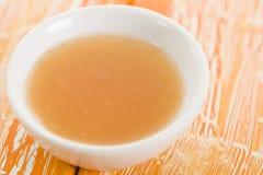 Sweet Mango Dip Stock Image