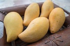 Sweet Mangoes Royalty Free Stock Photos