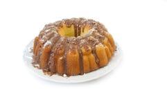 Sweet marble cake Stock Photo