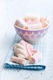 Sweet marshmallow Stock Photo