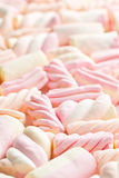 Sweet marshmallow Stock Photo