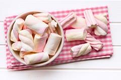 Sweet marshmallow Royalty Free Stock Photography