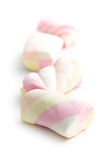 Sweet marshmallow Stock Photography