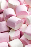 Sweet marshmallows Stock Image