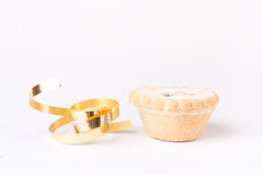 Sweet Mince Pie Stock Photography