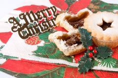 Sweet Mince Pies Royalty Free Stock Image